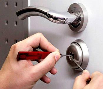 как самому открыть дверь