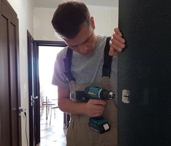 Восстановление входной двери